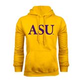 Alcorn Gold Fleece Hoodie-ASU