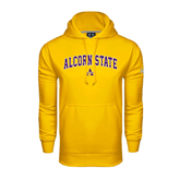 Under Armour Gold Performance Sweats Team Hoodie-Arched Alcorn State