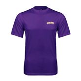 Syntrel Performance Purple Tee-Arched Alcorn State University