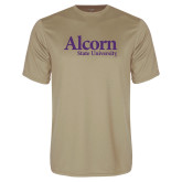 Performance Vegas Gold Tee-Alcorn State University