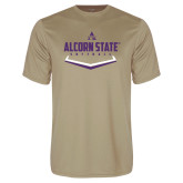 Performance Vegas Gold Tee-Alcorn State Softball