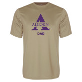 Performance Vegas Gold Tee-Alcorn Dad