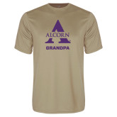 Performance Vegas Gold Tee-Alcorn Grandpa