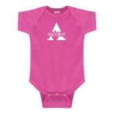 Fuchsia Infant Onesie-Alcorn A