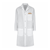 Ladies White Lab Coat-Arched Alcorn State University