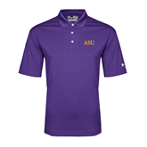 Under Armour Purple Performance Polo-ASU