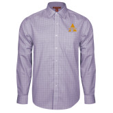 Red House Purple Plaid Long Sleeve Shirt-Alcorn A