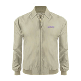 Khaki Players Jacket-Arched Alcorn State University