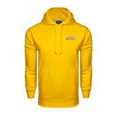 Under Armour Gold Performance Sweats Team Hoodie-Arched Alcorn State University
