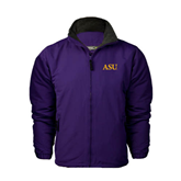 Purple Survivor Jacket-ASU