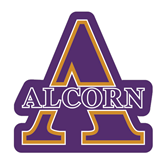 Medium Magnet-Alcorn Official Logo, 8 in W