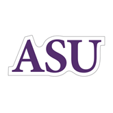 Medium Magnet-ASU, 8 in W