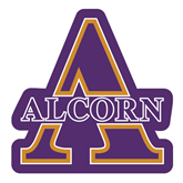 Large Magnet-Alcorn Official Logo, 12 in W
