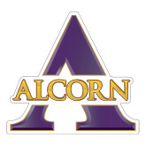 Large Magnet-Alcorn A, 12 inches tall