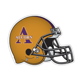 Football Helmet Magnet-Alcorn Official Logo