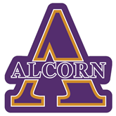 Extra Large Magnet-Alcorn Official Logo, 18 in W