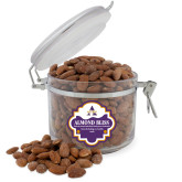Almond Bliss Round Canister-Alcorn A