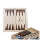 Lifestyle 7 in 1 Desktop Game Set-Alcorn Engrave