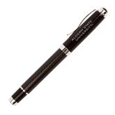 Luna Black Rollerball Pen-Alcorn State University Engrave