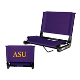 Stadium Chair Purple-ASU