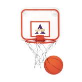 Mini Basketball & Hoop Set-Alcorn A