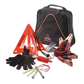 Highway Companion Black Safety Kit-Alcorn Official Logo