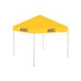 9 ft x 9 ft Gold Tent-ASU