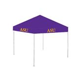 9 ft x 9 ft Purple Tent-ASU