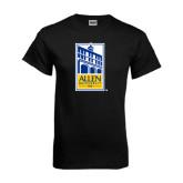 Black T Shirt-Edu Mark
