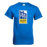 Royal T Shirt-Edu Mark