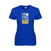 Ladies Royal T Shirt-Edu Mark