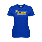 Ladies Royal T-Shirt-Track and Field