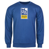 Royal Fleece Crew-Edu Mark