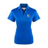 Ladies Royal Performance Fine Jacquard Polo-A Logo