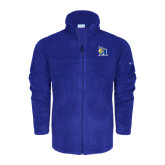 Columbia Full Zip Royal Fleece Jacket-A Logo
