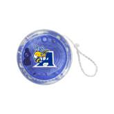 Light Up Blue Yo Yo-A Logo