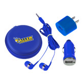 3 in 1 Royal Audio Travel Kit-Official Logo