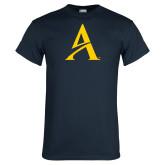 Navy T Shirt-A