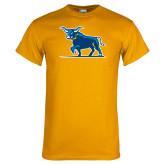 Gold T Shirt-Ox Body
