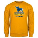 Gold Fleece Crew-Alumni