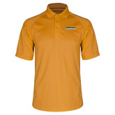 Gold Dri Mesh Pro Polo-Word Mark