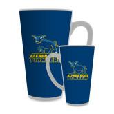 Full Color Latte Mug 17oz-Primary Mark - Athletics