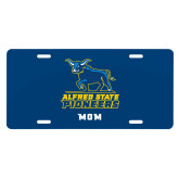 License Plate-Mom