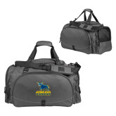 Challenger Team Charcoal Sport Bag-Primary Mark - Athletics