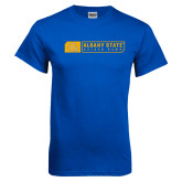 Royal T Shirt-Albany State Golden Rams