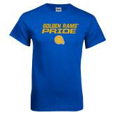 Royal T Shirt-Golden Rams Pride