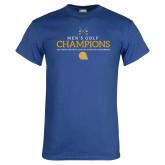 Royal T Shirt-Mens Golf Champions