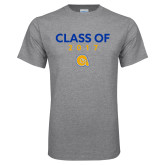Grey T Shirt-Class of Design, Personalized year