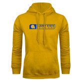 Gold Fleece Hoodie-Albany State Golden Rams