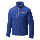 Columbia Full Zip Royal Fleece Jacket-Wordmark